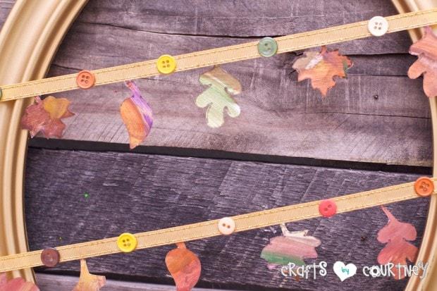 Fall Home Decor Inspiration: Fall Craft