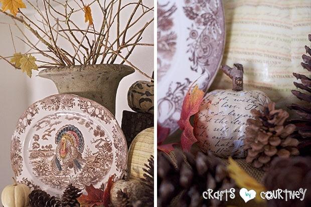 Fall Home Decor Inspiration: Thanksgiving Ideas