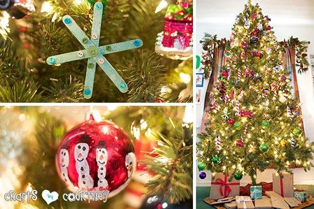 Christmas Home Decor Inspiration: Christmas Tree