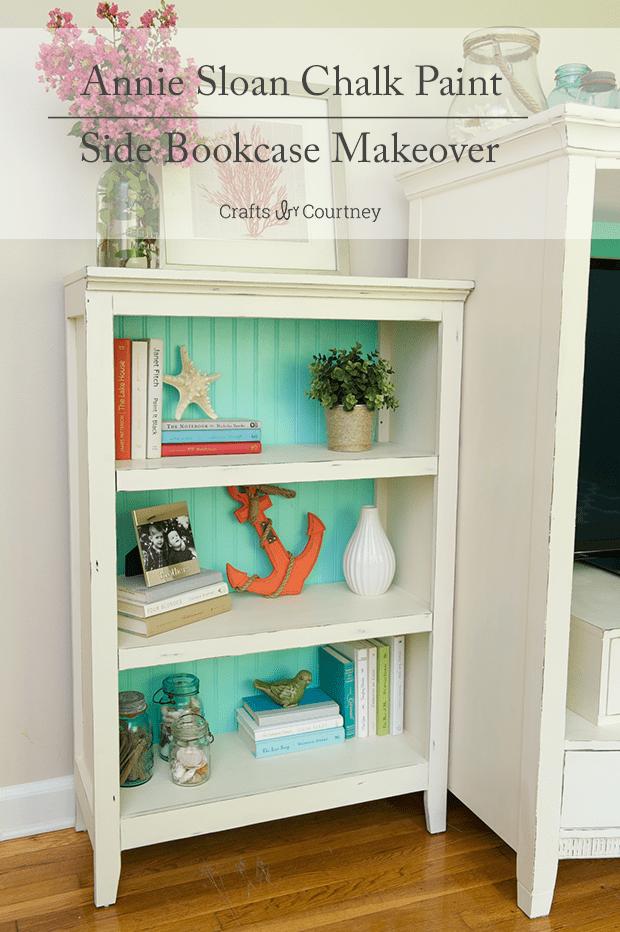 bookcasemakeover