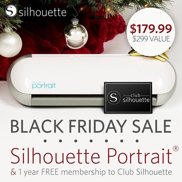 2014 Silhouette Black Friday Silhouette Portrait® bundle
