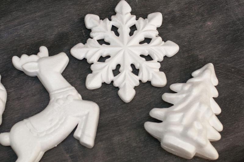 Fun Christmas Snowflake Craft