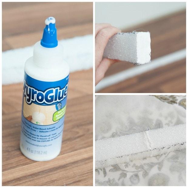 DIY Foam Oar Craft