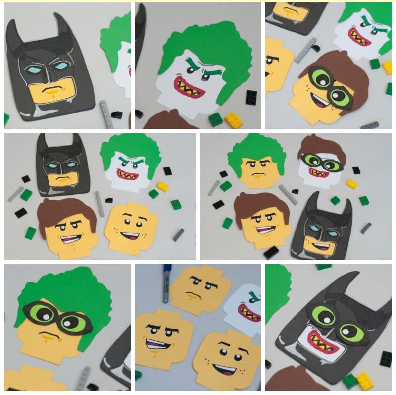 Lego Craft - The LEGO Batman Movie