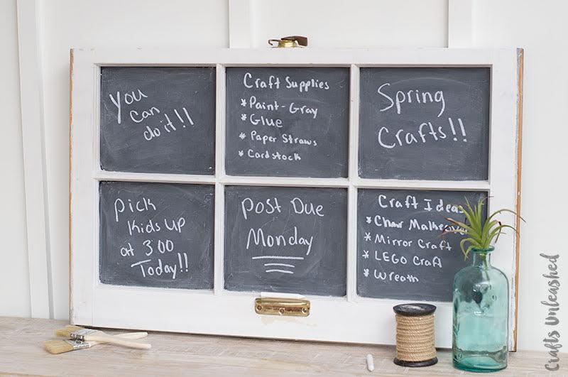diy chalkboard - Diy Chalkboard Frame