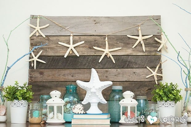 Summer Beach Decor Inspiration My Home