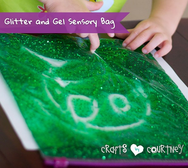 Craft Ideas With Glitter Paper