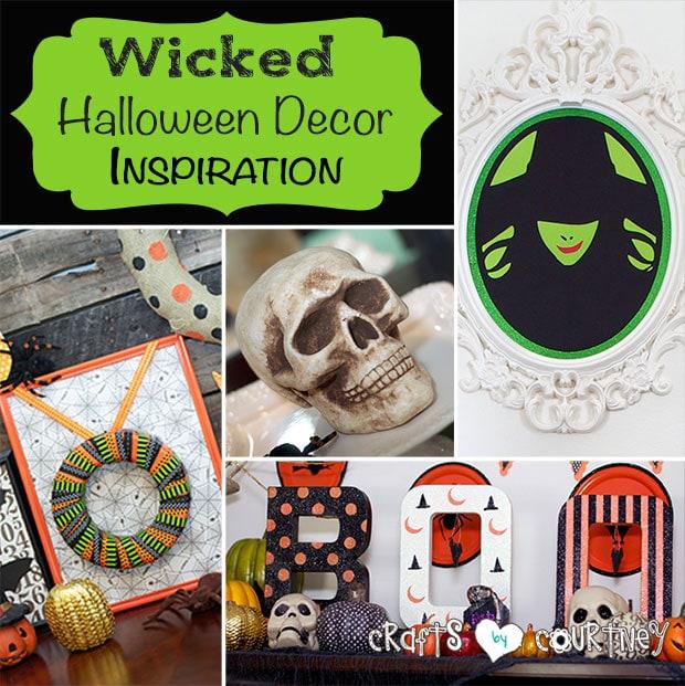 """Wicked"" Halloween Decor Inspiration – My Home"