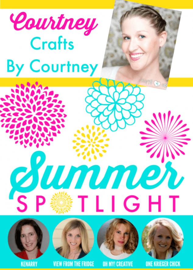 Spotlight Summer Series – Crafts by Courtney