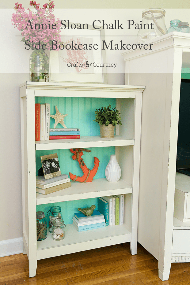 http://www.craftsbycourtney.com/how-to-crafts/annie-sloan-bookcase-makeover/