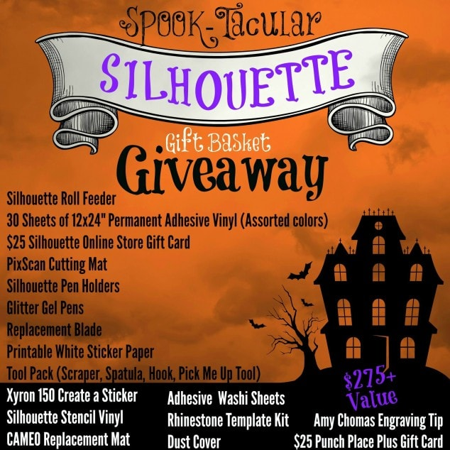 SPOOK-Tacular Silhouette Giveaway