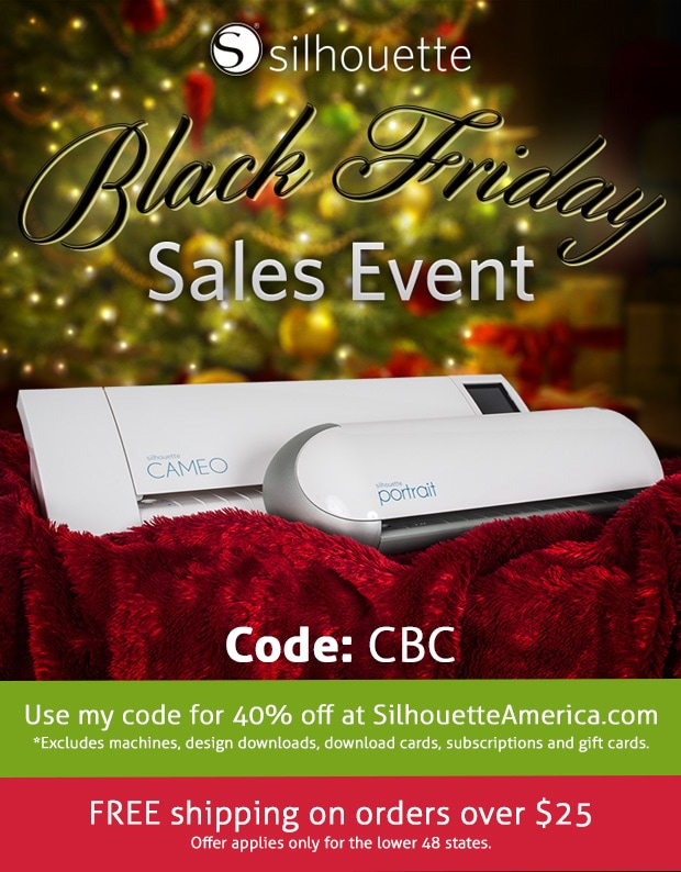 2014 Silhouette Black Friday Deals!