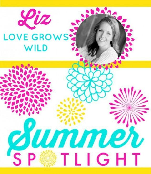 Summer Spotlight – Liz from Love Grows Wild