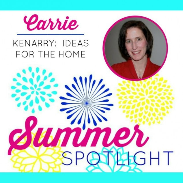 Summer Spotlight with Carrie from Kenarry: Ideas from the Home