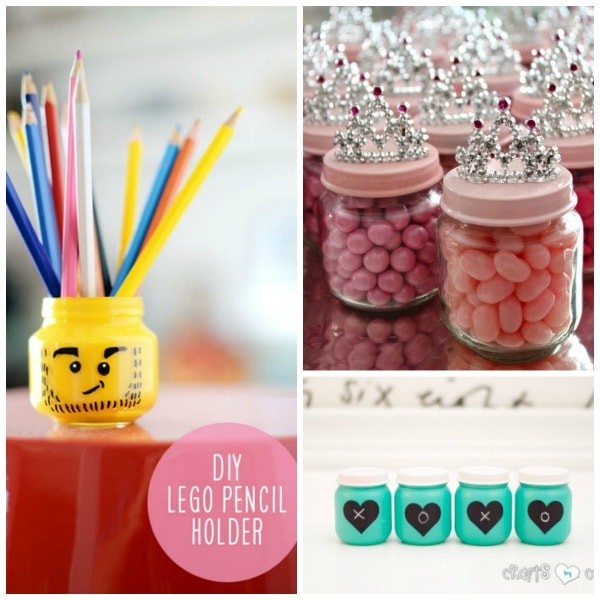 craft ideas for baby food jars 20 creative uses for baby food jars 7554