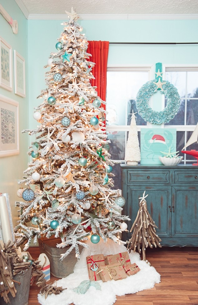 My Coastal Christmas – Treetopia Design Council 2016