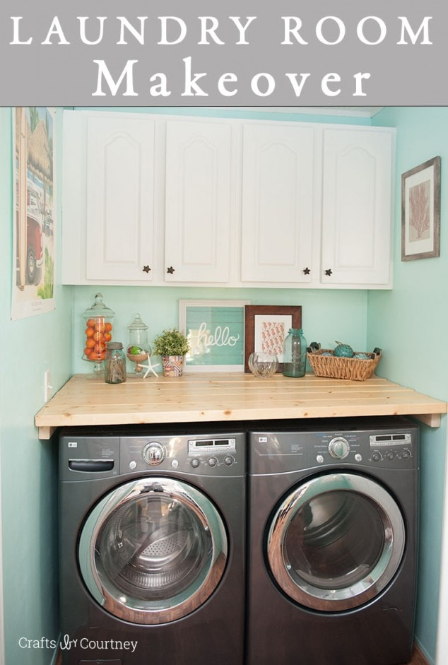 laundry room cabinet makeover Laundry Room Cabinets