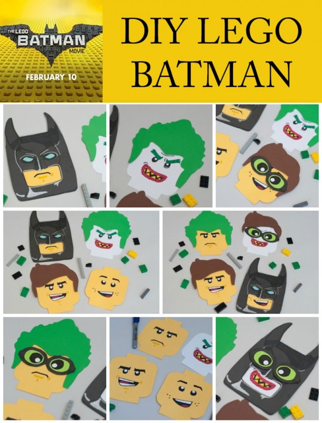 Lego Craft – The LEGO Batman Movie