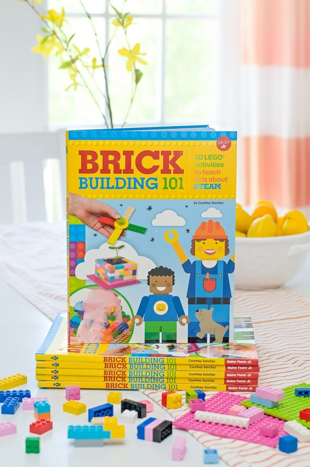 Brick Building 101 Available in Stores Now!