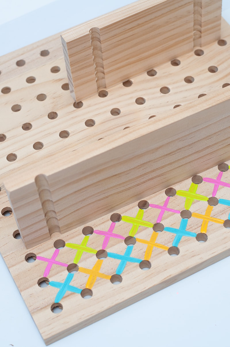 DIY Organizer: Pegboard Ideas for the Craft Room - Darice