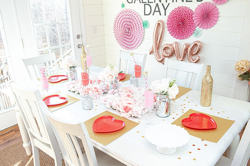 Galentine's Day brunch party - Darice 1
